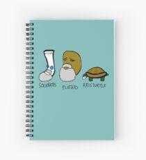Philostuffers Spiral Notebook