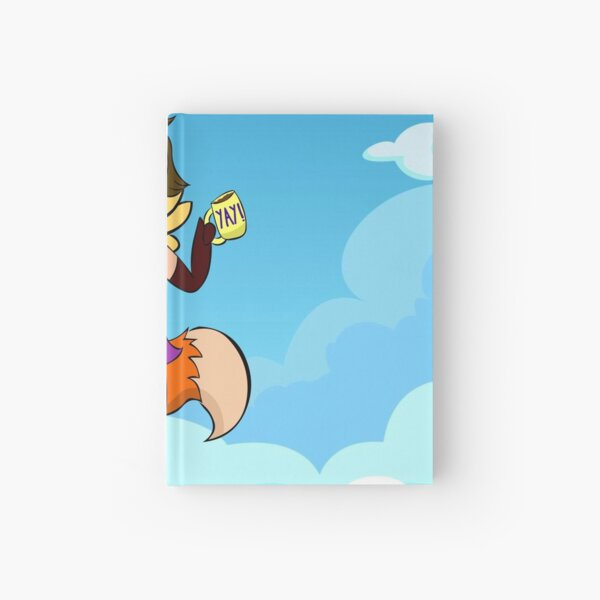 Kitsulie Avatar Yay Hardcover Journal