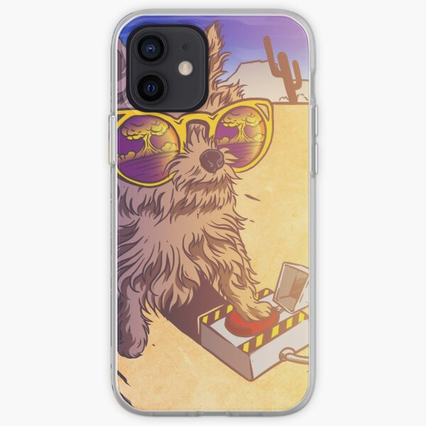 Blowing things up! iPhone Soft Case