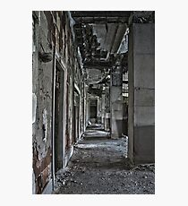 Urban exploration Photographic Print