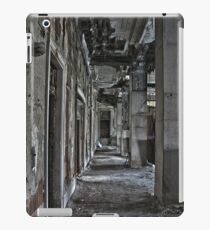 Urban exploration iPad Case/Skin