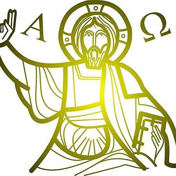 Alpha Omega Jesus by MUZA9