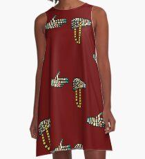 Run The Jewels A-Line Dress