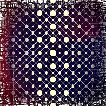 GS Geometric Abstrac 05A Dots C© by OmarHernandez