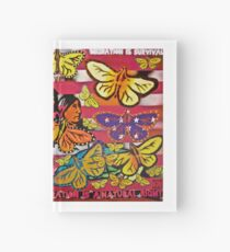 Portraits of American migration series Hardcover Journal