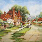The Mailman cometh by Ken Tregoning