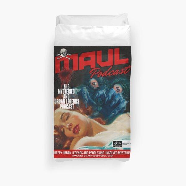 MAUL Monster Duvet Cover