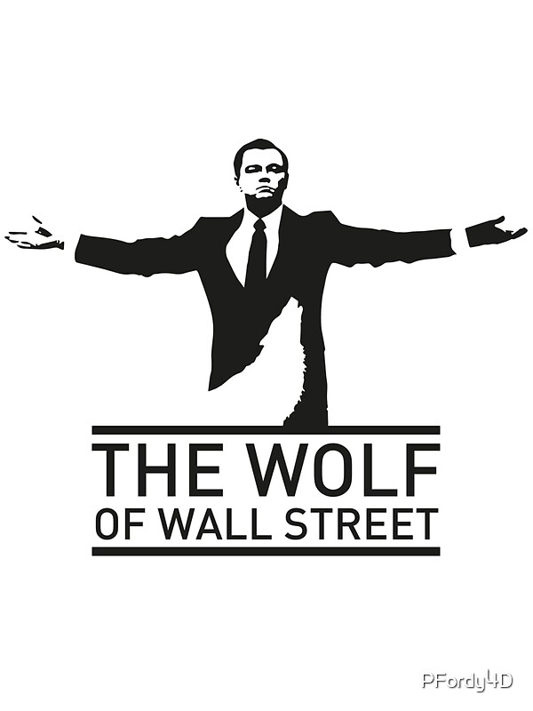 The wolf of wall street wolfy by pfordy4d