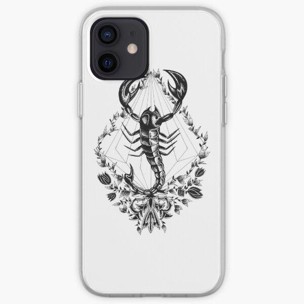 Scorpio  iPhone Soft Case
