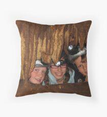 Adventure Friends Throw Pillow