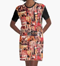 Oh, Rocky! Graphic T-Shirt Dress