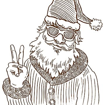 Funky Santa by MyArt23
