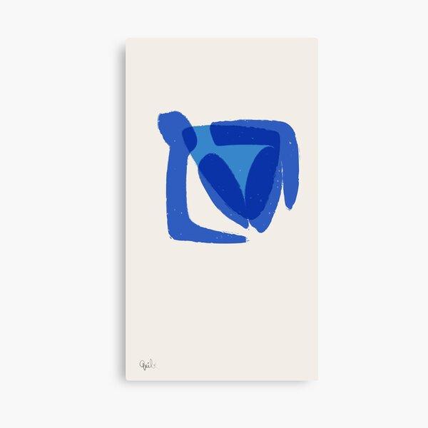 Bather 1 Canvas Print
