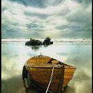 The Old Boat by Carlos Casamayor