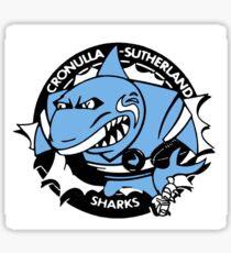 Cronulla Sharks Sticker