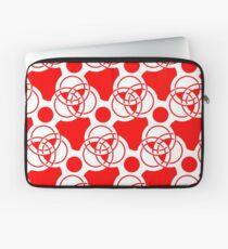 Red Design 1 Laptop Sleeve