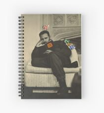Fidel Castro Cuban Game Lord Spiral Notebook