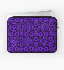 Purple Design 1 Laptop Sleeve