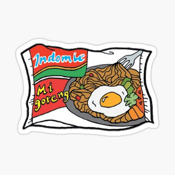 Indomie Pack Sticker