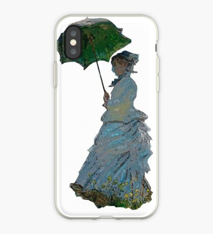Mme. Monet iPhone Case