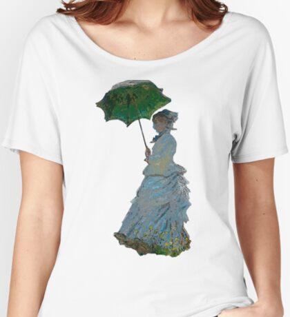 Mme. Monet Women's Relaxed Fit T-Shirt