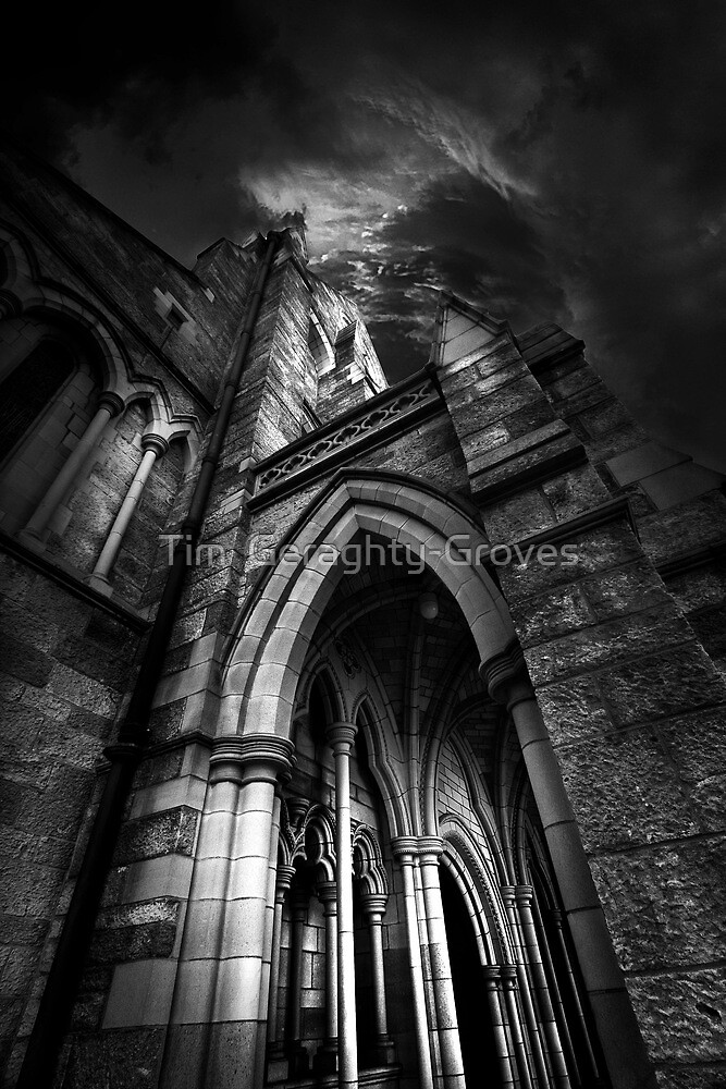 St Johns' by Tim  Geraghty-Groves