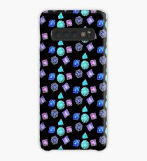 Neon dice Case/Skin for Samsung Galaxy