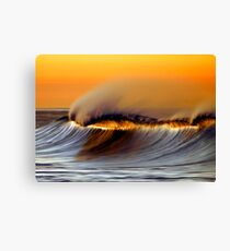 Daybreak Crest Canvas Print