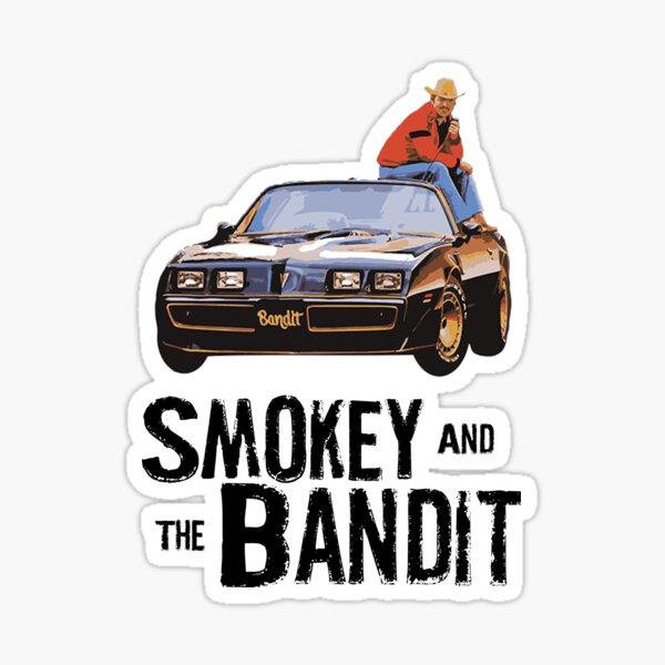 Smokey and the Bandit Sticker
