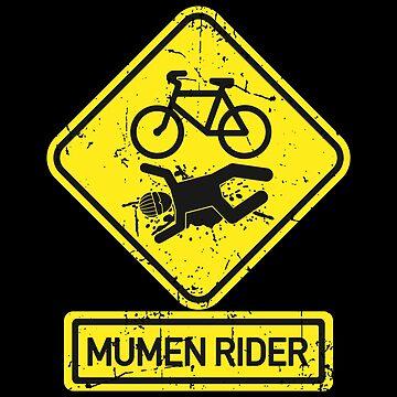 Mumen Rider Crossing by CCCDesign