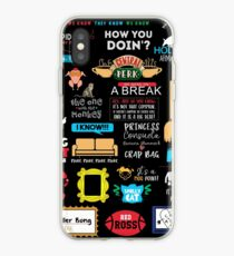 Für immer Freunde iPhone-Hülle & Cover