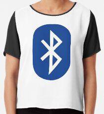 Bluetooth-Logo Chiffontop