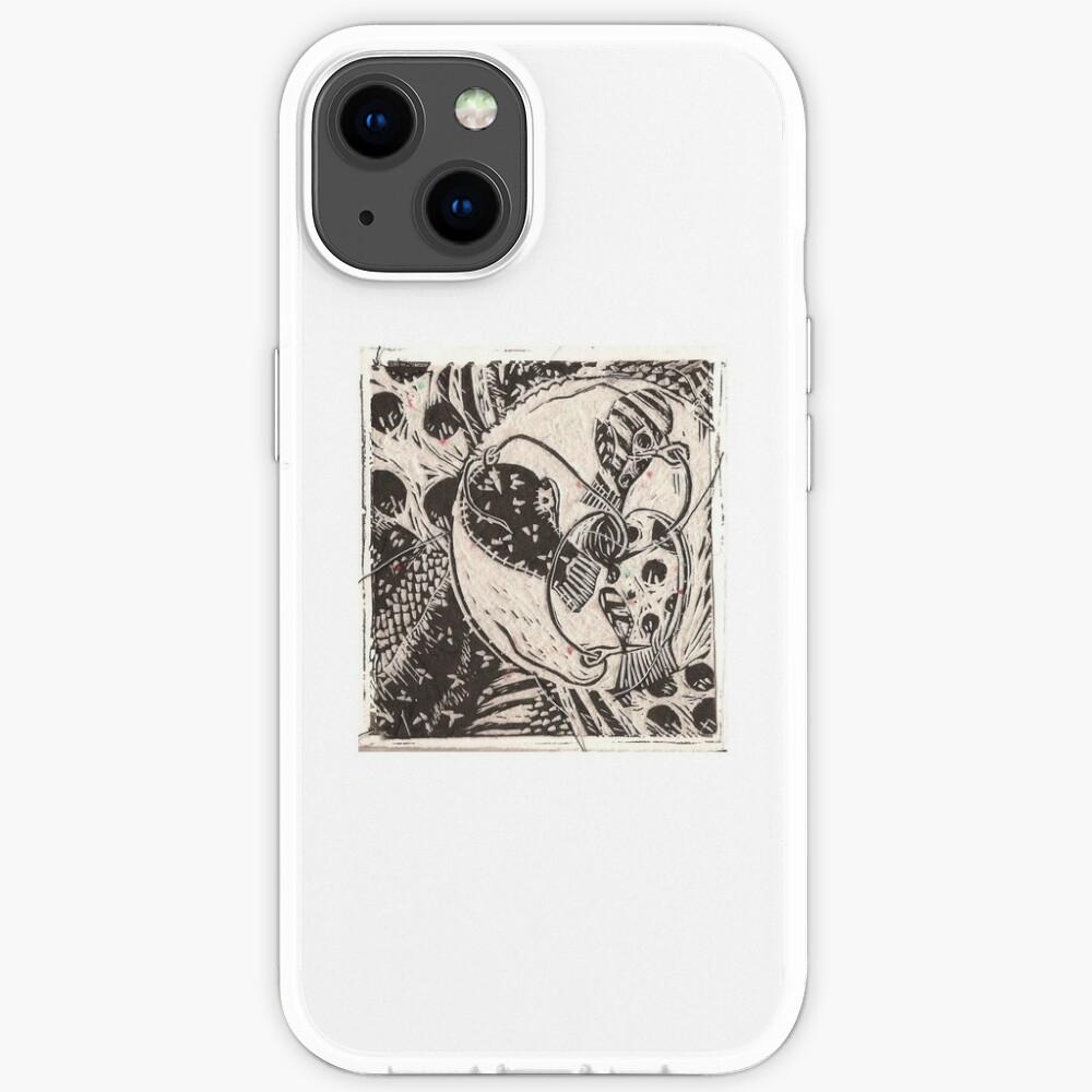 Mitten Making  iPhone Case