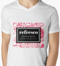 Refresco - Infused Water Men's V-Neck T-Shirt