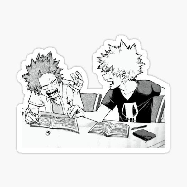 kiribaku / bakushima Sticker