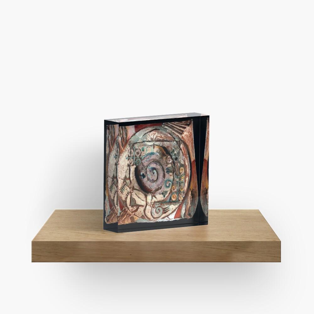 Centering Acrylic Block