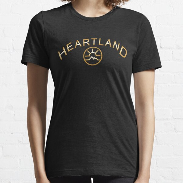 Heartland Logo Essential T-Shirt
