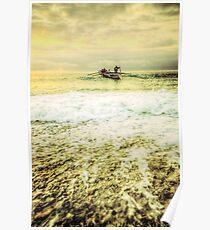 Surf Lifesavers Poster