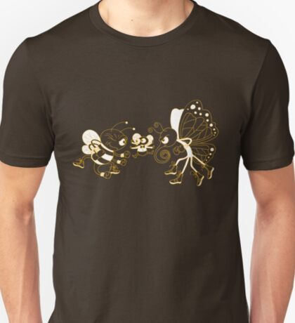 Float like a butterfly, sting like a bee! T-Shirt