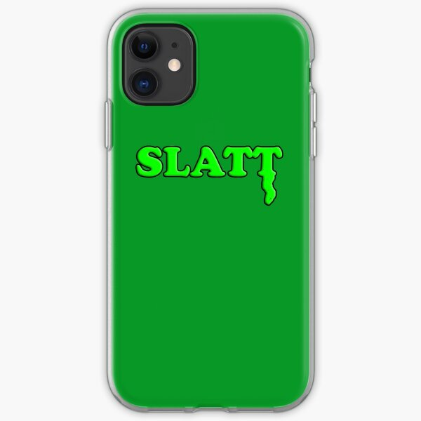 Slatt iPhone Soft Case