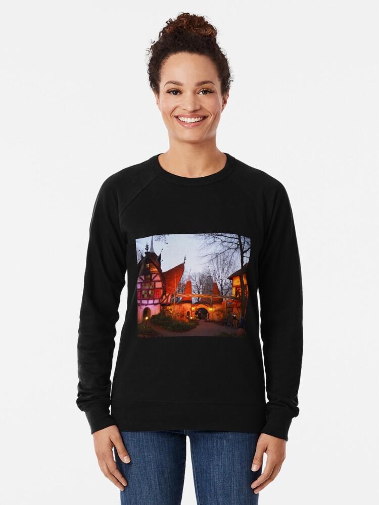 Alternate view of Volk van Laaf Lightweight Sweatshirt