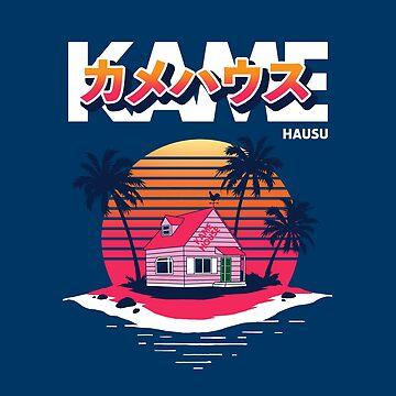 Kame House by Stevenmono