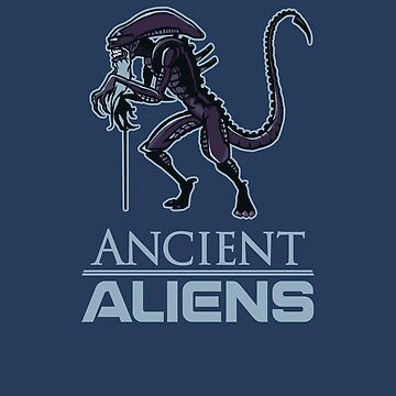 Ancient Aliens by AndreusD