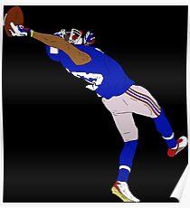 Odell Beckham Jr. Catch Poster