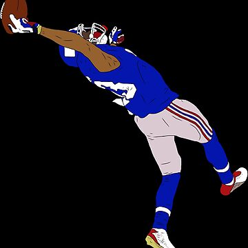 Odell Beckham Jr. Catch by RatTrapTees