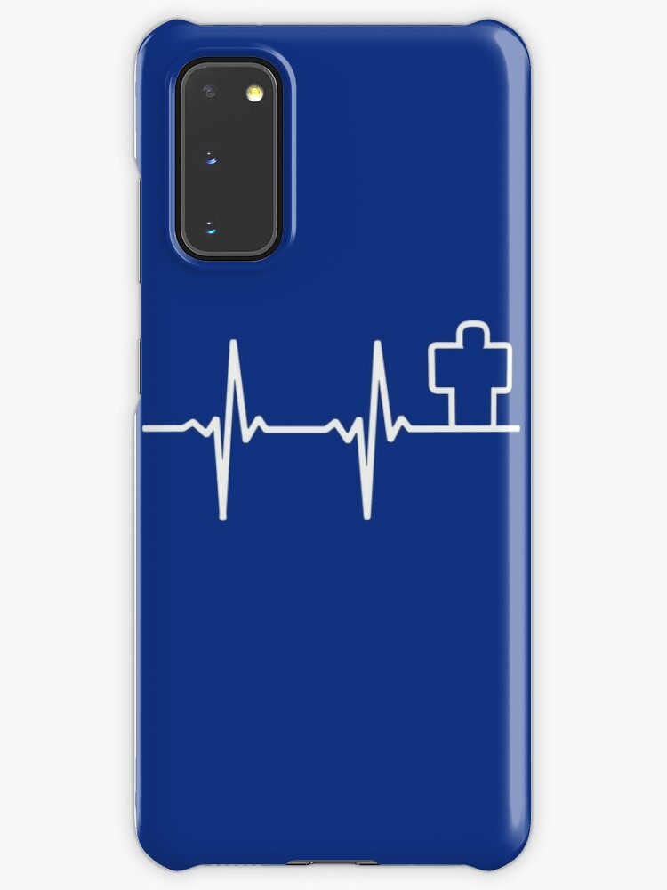 Roblox Noob Gamer Heartbeat T Shirt Case Skin For Samsung