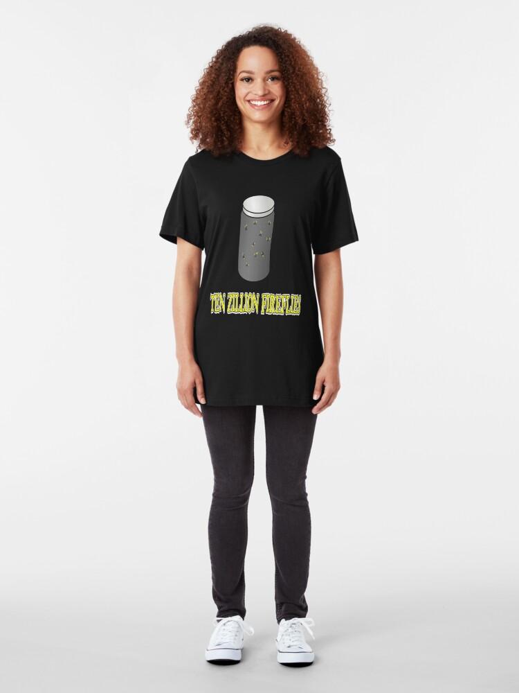 Alternate view of Fire Flies Slim Fit T-Shirt