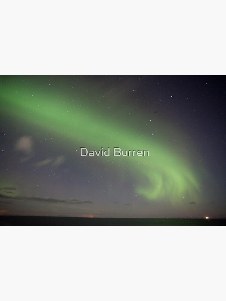Christmas Night Aurora by DavidBurren