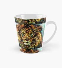 Taza cónica Jungle King por Dream Garden Graphics