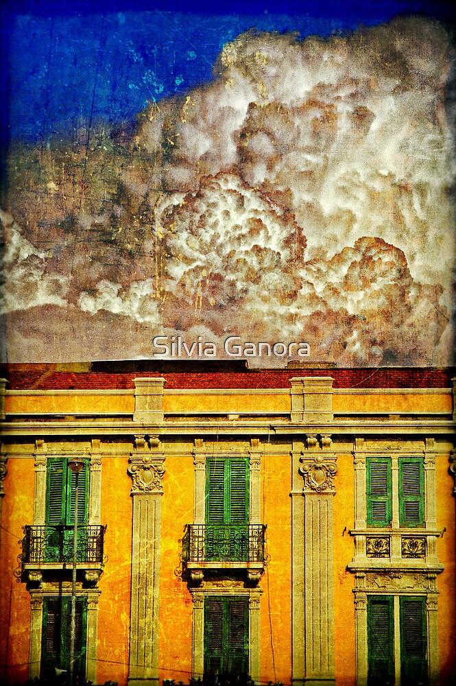 Cloud like whipped cream by Silvia Ganora